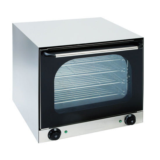 eQuipped CO-16 Half-Size Countertop Convection Oven, 220v...