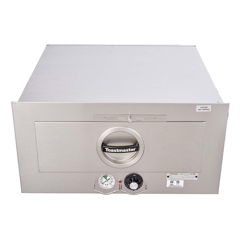 Toastmaster 3A20AT09 Built-In Insulated Warming Drawer, 1...