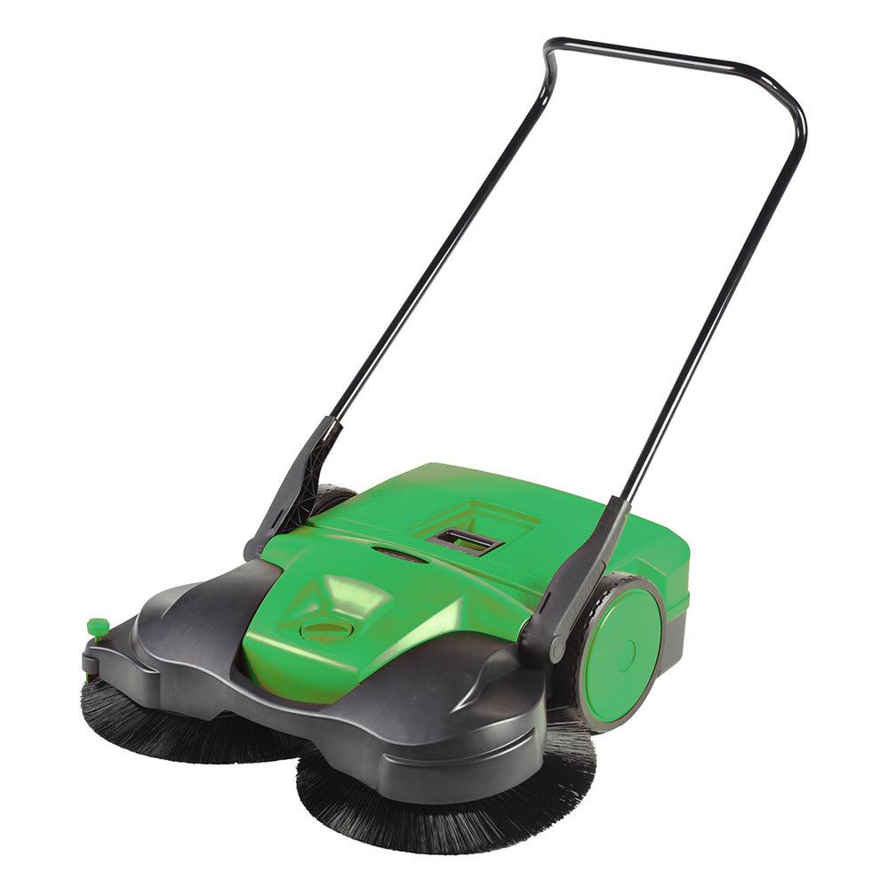 Bissell BG-497 38 Push-Power Deluxe Sweeper w/ (3) Brushe...