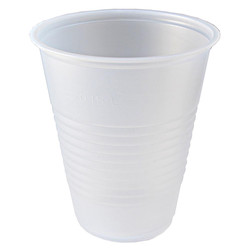 Fabri-Kal RK7 7-oz RK Drink Cup - Plastic, Clear