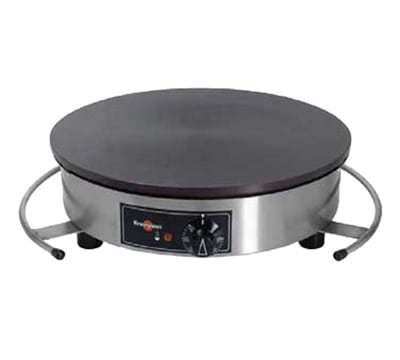 krampouz cebir4as 16 round crepe maker w thermoastatic controls 120v. Black Bedroom Furniture Sets. Home Design Ideas