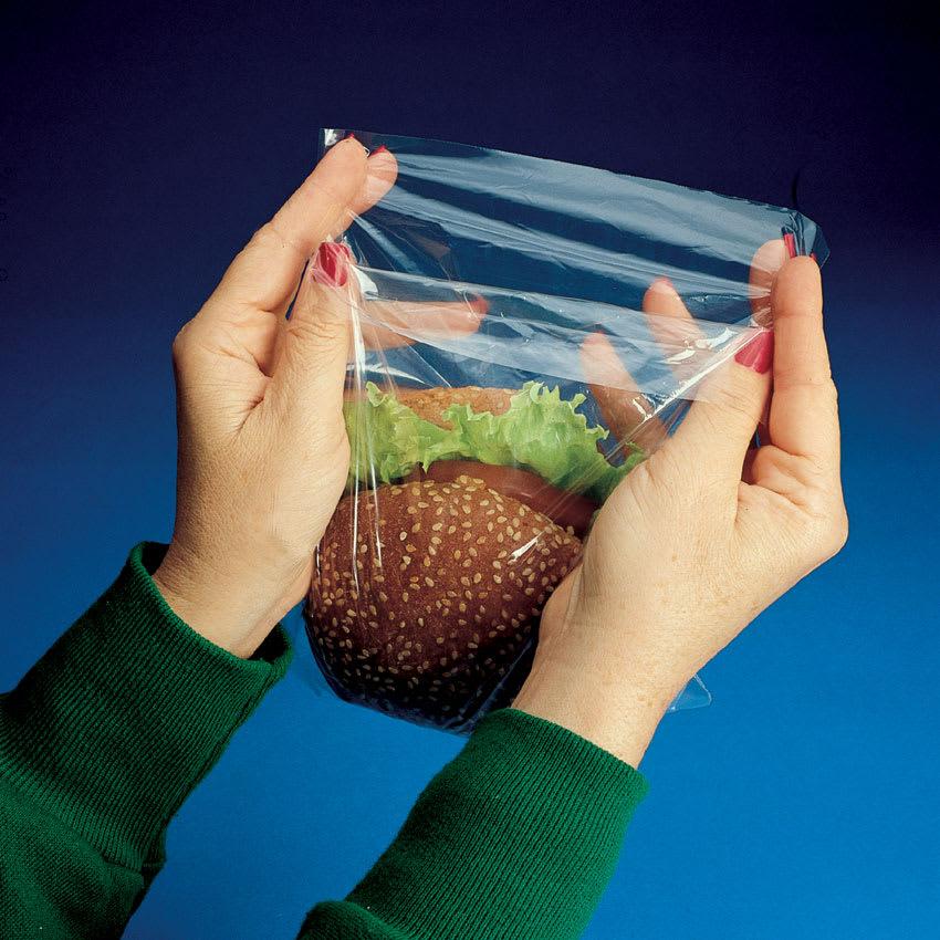 Elkay Plastics HD07 Flip-Top Sandwich Bag - 6.75 x 6.75, ...