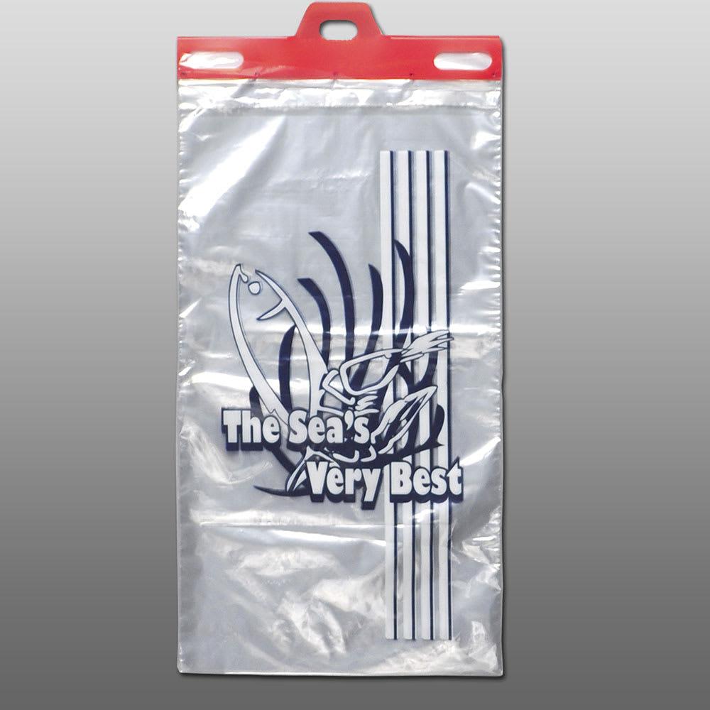 Elkay Plastics SEA1218 Printed Seafood Bag - 18 x 12, Poly