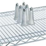 "Metro 2448CI Shelf Inlay - 48"" x 24"", Clear Plastic"