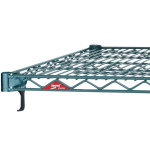 "Metro A1848NK3 Super Erecta® Epoxy Coated Wire Shelf - 48""W x 18""D"