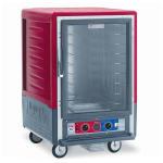 Metro C535-CFC-L 1/2-Height Mobile Heated Cabinet w/ (17) Pan Capacity, 120v