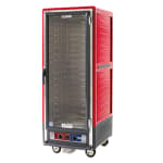 Metro C539-CFC-L Full Height Insulated Mobile Heated Cabinet w/ (35) Pan Capacity, 120v
