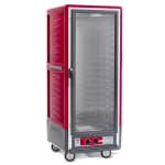 Metro C539-HFC-L Full Height Insulated Mobile Heated Cabinet w/ (35) Pan Capacity, 120v