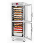 Metro C589-NDC-U Full Height Mobile Heated Cabinet w/ (17) Pan Capacity, 120v