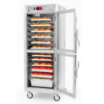 Metro C589-SDC-UPDS Full Height Mobile Heated Cabinet w/ (17) Pan Capacity, 120v
