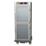 Metro C599-NDC-L Full Height Mobile Heated Cabinet w/ (34) Pan Capacity, 120v