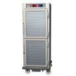 Metro C599-NDC-LPDC Full Height Mobile Heated Cabinet w/ (34) Pan Capacity, 120v