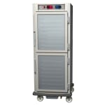 Metro C599-NDC-LPDS Full Height Mobile Heated Cabinet w/ (34) Pan Capacity, 120v