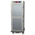 Metro C599-NDC-UPDC Full Height Mobile Heated Cabinet w/ (17) Pan Capacity, 120v