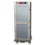 Metro C599-NDC-UPDS Full Height Mobile Heated Cabinet w/ (17) Pan Capacity, 120v