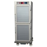 Metro C599-SDC-LPDS Full Height Mobile Heated Cabinet w/ (34) Pan Capacity, 120v