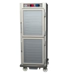 Metro C599-SDC-U Full Height Insulated Mobile Heated Cabinet w/ (17) Pan Capacity, 120v