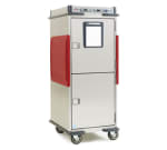 Metro C5T9D-DSB Full Height Mobile Heated Cabinet w/ (14) Pan Capacity, 120v