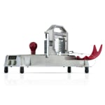 Prince Castle 943-B Tomato Saber® Manual Slicer w/ (9) Blades & Hand Guard