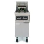 Frymaster FPRE117 Electric Fryer - (1) 50-lb Vat, Floor Model, 208v/3ph