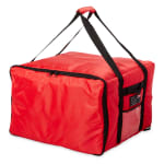 "Rubbermaid FG9F3900RED ProServe™  Pizza Delivery Bag - 19.75"" x 19.75"" x 13"", Nylon, Red"