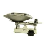 Rubbermaid FGBD16SC Pelouze Baker's Scale - Counter Model, 16-lb x 1/4-oz Capacity, Chrome/Stainless