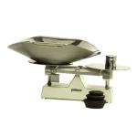 Rubbermaid FGBD8SC Pelouze Baker's Scale - Counter Model, 8-lb x 1/4-oz Capacity, Chrome/Stainless