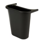 Rubbermaid FG295073BLA 3.4 gal Multiple Material Recycle Bin - Indoor