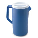 Rubbermaid FG3062PRPERI 2-1/4-qt Pitcher with Lid - Periwinkle