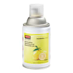 Rubbermaid FG401909 Aerosol Air Neutralizer Refill - Lemon