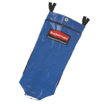 Rubbermaid FG9T9300 BLUE 34-gal Trash Bag - Blue