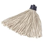 Rubbermaid FGGO4300WH00 8-oz Cotton Mop Head - White