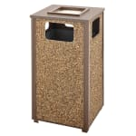 Rubbermaid FGR18SU201PL Trash Can Top Cigarette Receptacle - Outdoor Rated