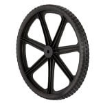 Rubbermaid M1564200 Wheel for 6542 & 5642 61