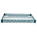 "Advance Tabco EG-1460 Epoxy Coated Wire Shelf - 60"" x 14""D"