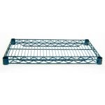 "Advance Tabco EG-2442 Epoxy Coated Wire Shelf - 42""W x 24""D"