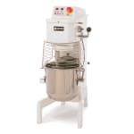 Doyon BTF010 10 Qt Vertical Mixer w/ 20 Speeds & 1/2 HP Motor, Attachments