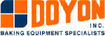Doyon BTF100P Flat Beater For BTF100 Mixer