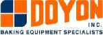 Doyon BTF140C Dough Hook For BTF140 Mixer