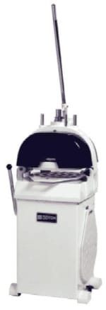 Doyon DSF022 Semi-Auto Dough Divider Rounder w/ 22-Piece Capacity & 3-Rounding Plates