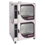 Blodgett CNVX-14E Double Full Size Electric Convection Oven - 208v/3ph