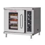 Blodgett CTB Double Half Size Electric Convection Oven - 208v/3ph