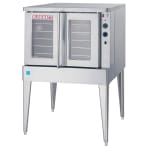 Blodgett SHO-100-E SGL Full Size Electric Convection Oven - 208v/3ph