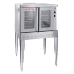 Blodgett SHO-100-G SGL Full Size Gas Convection Oven - LP