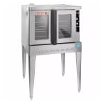 Blodgett ZEPH-200-G SGL Zephaire Deep Depth Gas Convection Oven - LP