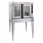 Blodgett ZEPH-200-E SGL Full Size Electric Convection Oven - 208v/3ph