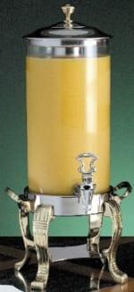 Bon Chef 47500CH 2-Gallon Juice Dispenser, Chrome, Renaissance