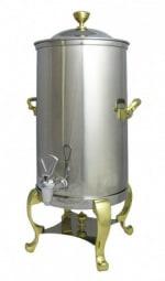 Bon Chef 49003 3-Gallon Insulated Coffee Urn Server, Roman