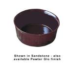 Bon Chef 5054P 2.5-qt Round Server Casserole Dish, Aluminum/Pewter-Glo