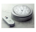 "Bon Chef 9329LEDWR 4"" Round LED Light Only w/ Remote Control"